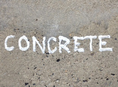 Permanent Markers for Concrete