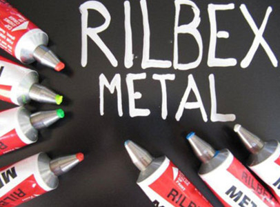 Permanent Markers for Metal