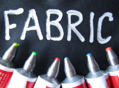 Permanent Markers on Fabric