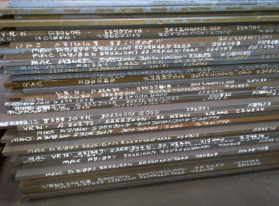 Permanent Markers for Steel